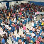 """Grupo de """"sem-tetos"""" foi à Câmara Municipal cobrar solução para problema da falta de moradia na Capital"""