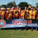 """Copa Jamilson Name, na Arena Campo Nobre teve oito jogos, com """"goleadinha"""" e time respirando"""