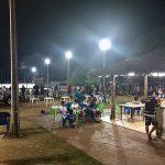 Abertura da 1ª Copa Horti Fruti Santa Rita-Tony Gol teve bom público, bons jogos e show musical
