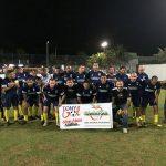Definidas as equipes finalistas no Veterano e Livre da 1ª Copa Hortifruti Santa Rita de Futebol Amador