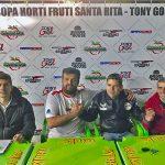 Três jogos marcam hoje a abertura da 1ª Copa Horti Fruti Santa Rita-Tony Gol de Futebol Amador