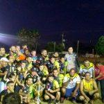 De forma brilhante, Vó Maria conquista título no 25º Campeonato de Futebol Arena Campo Nobre