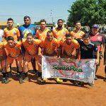 "Ferro Velho do Tata justifica fama de ""papa-títulos"" e conquista 1ª Copa Hortifruti Santa Rita de Futebol"