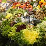 Desembale menos alimentos e consuma mais o que vem da terra