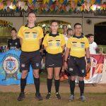 Um dos árbitros mais solicitados, Alan Larios Lezo, em poucos anos de atividade, já faz parte do futebol de MS