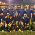 Resenha FC foi fundado, na mesa de um bar, por um grupo de jogadoras, após uma partida amistosa